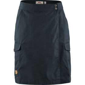 Fjällräven Övik Travel Rok Dames, dark navy